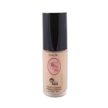 Rivaj Perfect Coverage Mineral Foundation Natural Ivory