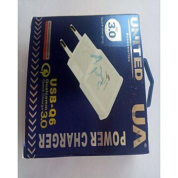 United Qualcomm 3.0 QC-Q6 Quick Power Charger