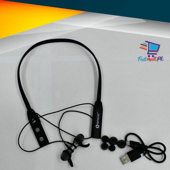 Space MOVE Wireless Neckband Earphones - MV691