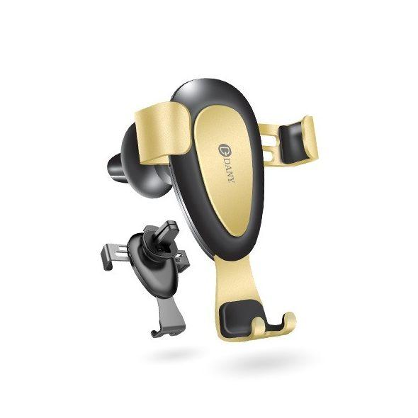 Dany Car Mobile Holder - Golden