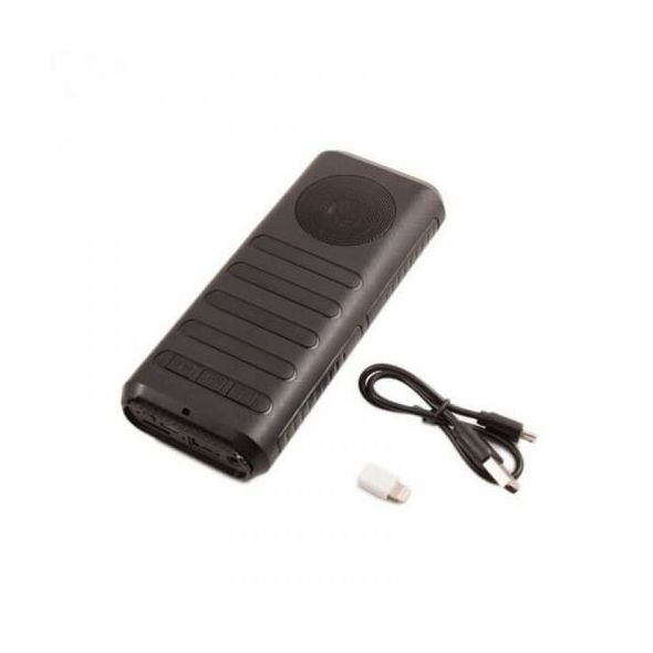 Space Magic 8000mAh Powerbank + Wireless Speaker - MG-090