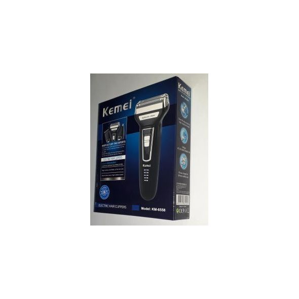 Kemei km 6776 electric shaver for hair ,beard and nose