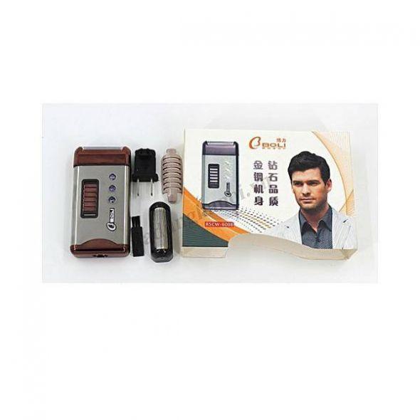 Boli Rscw-6008 Men'S Electric Shaver Plus Trimmer