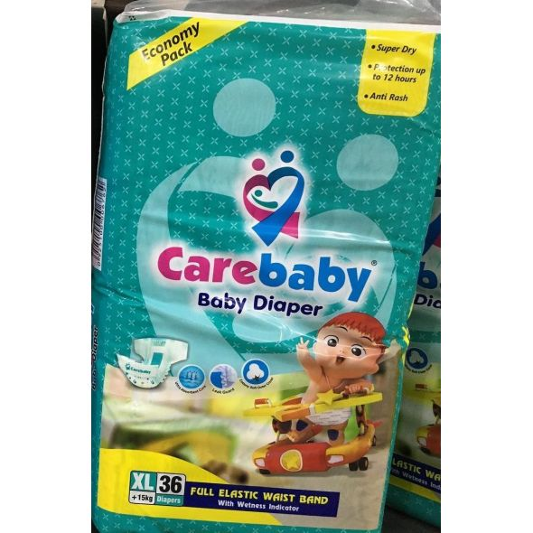 Carebaby Economy Pack Size 5 Extra Large