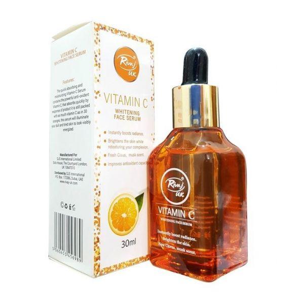 Rivaj Uk Vitamin C Whitening Face Serum 30ml