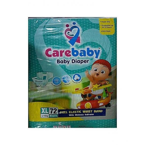 Carebaby Jumbo Pack Size 5 Extra Large