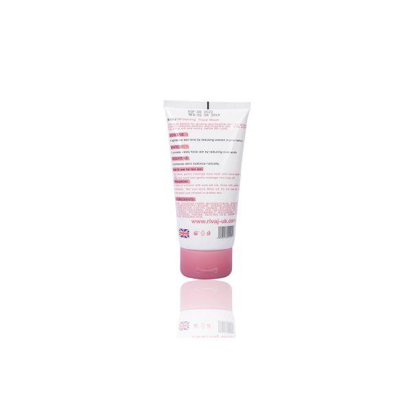 Pack of 2 Rivaj Women Pinkish White Face Wash 150ML