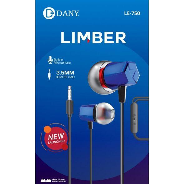 Dany Limber LE-750