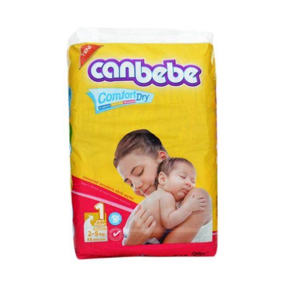 Canbebe Economy Pack Size 1 NewBorn