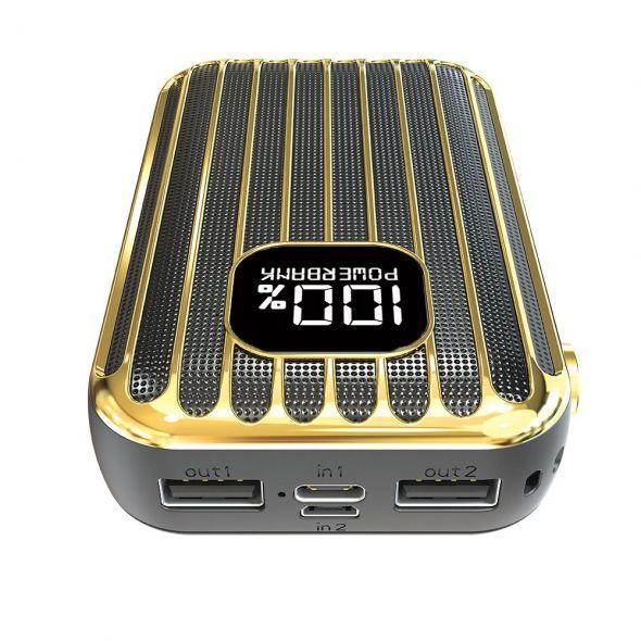 Dany Megix Qualcomm 3.0 Power Bank (10000 MAH)