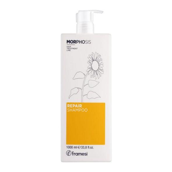 Framesi Morphosis Hair Treatment Line Repair Shampoo 1000ml