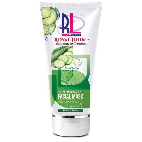 Royal Look USA Skin Hydrating Facial Mask 200ML
