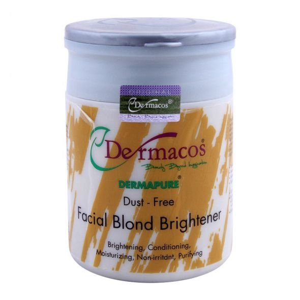 Dermacos Dust-Free Facial Blond Brightener 500gm