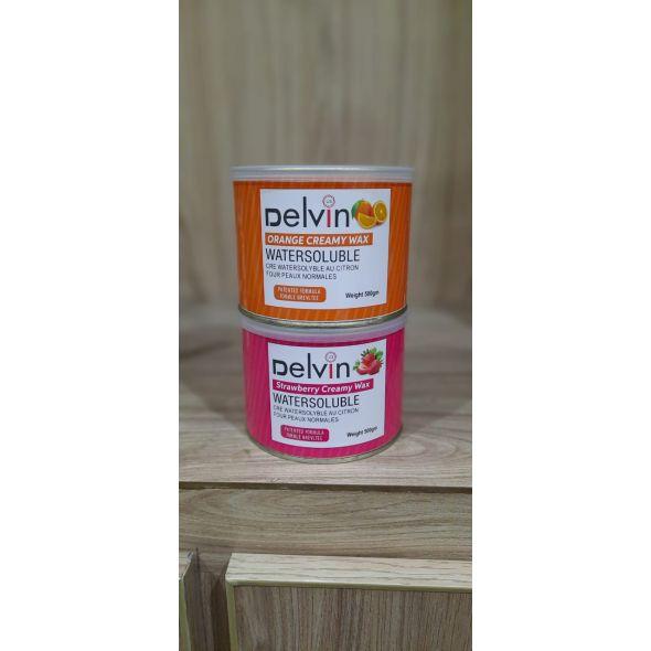 Delvin Hair Removal Cream Wax 500gm