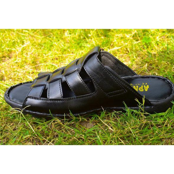 Black Casual Footwear for Men