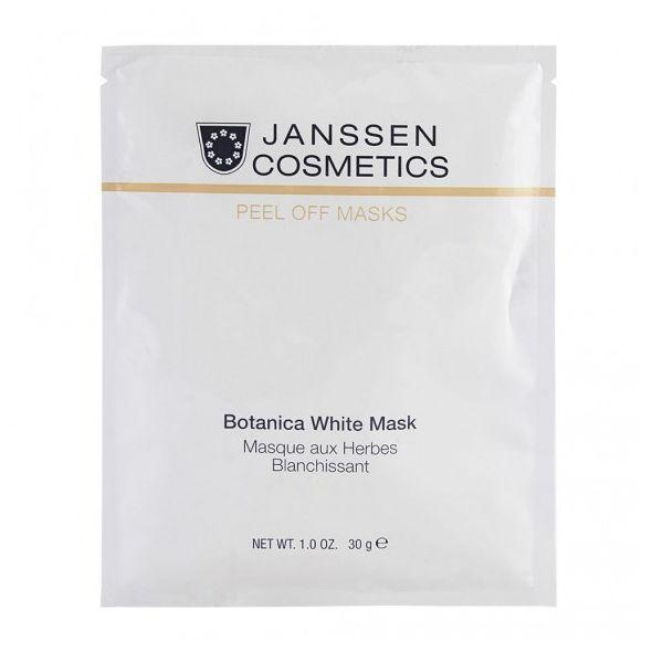 Janssen Peel Off Botanica White Mask 30g