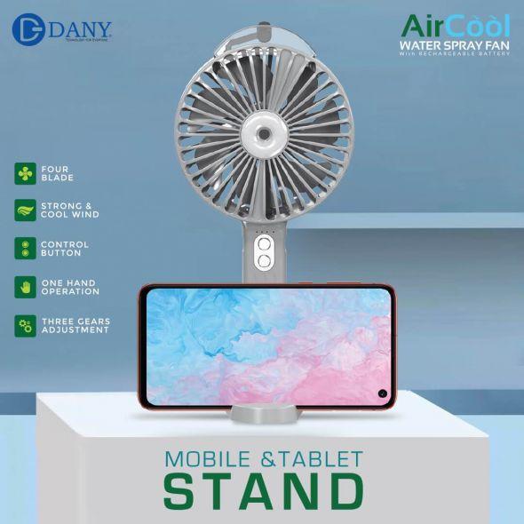 Air Cool Water Spray Fan