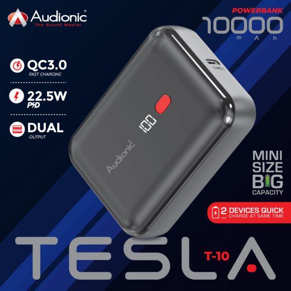 Audionic Tesla T-10 Power bank