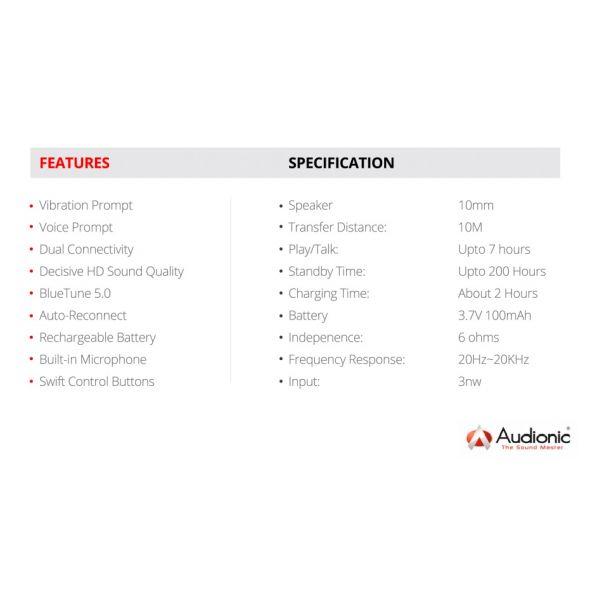 Audionic Business KLIP-ON V