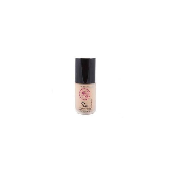 Rivaj Perfect Coverage Mineral Foundation Ivory