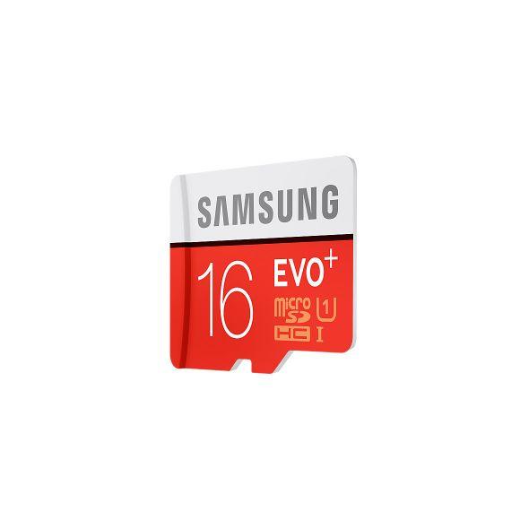 Samsung 16GB MicroSDHC Memory Card